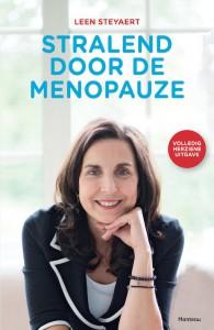 Cover-stralend-door-de-menopauze-Leen-Steyaert_voorplat