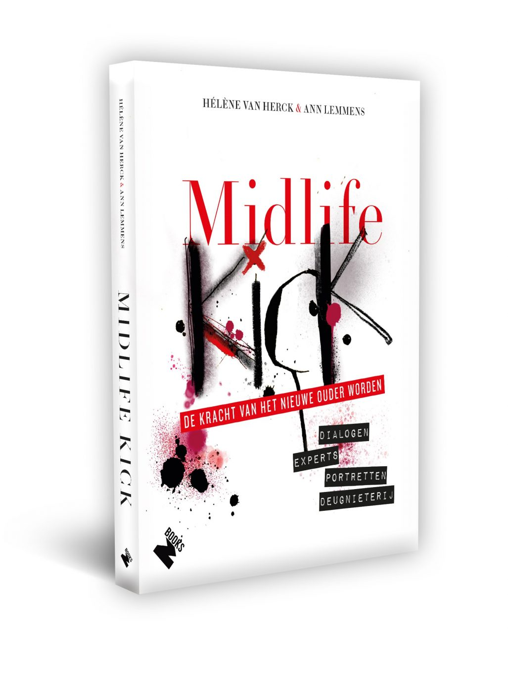 INFO OVER ONS BOEK MIDLIFE KICK