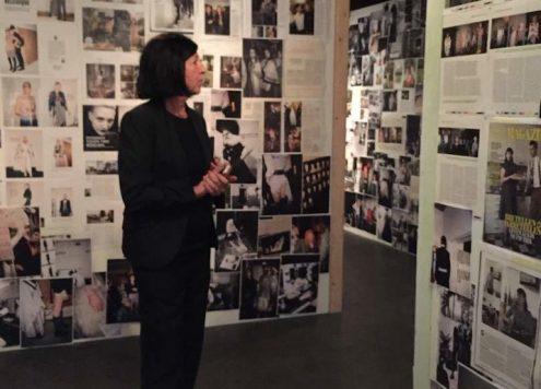 Marleen Daniëls Backstage/frontstage modemuseum Hasselt